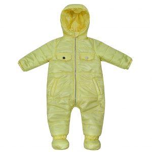 Комбінезон Одягайко 30048 жовтий