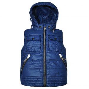 Жилет Одягайко 7180 синій