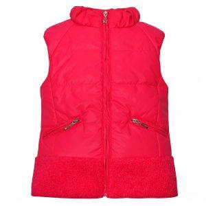 Жилет Одягайко 7186 рожевий