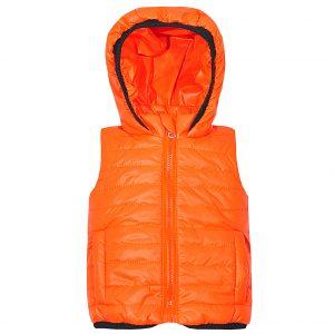 Жилет Одягайко 7239 помаранчевий