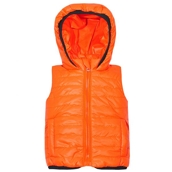 Жилет Одягайко 7239 оранжевый