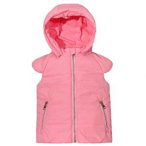 Жилет Одягайко 7258 светло-розовая