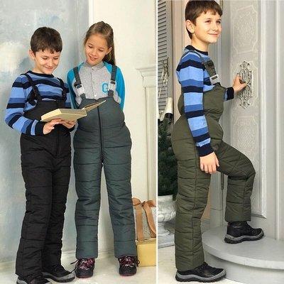 Дитячий напівкомбінезон – гарантія тепла і комфорту для кожної дитини.