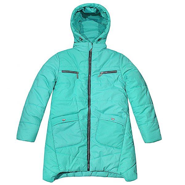 Куртка Одягайко 20009 мятная