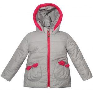Куртка Одягайко 22102 сіра