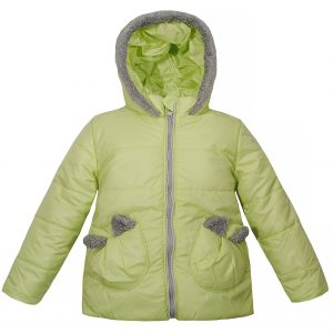 Куртка Одягайко 22102 світло-зелена
