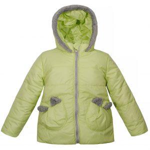 Куртка Одягайко 22102 светло-зеленая