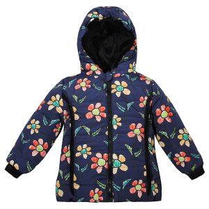 Куртка Одягайко 22108 синя