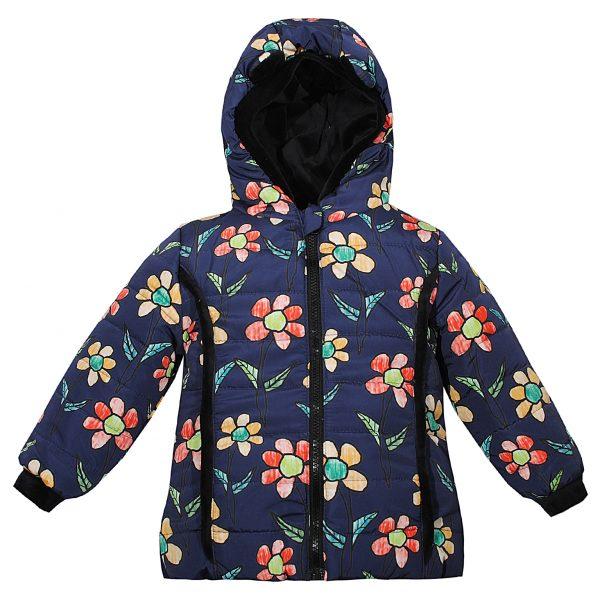 Куртка 22108 синя