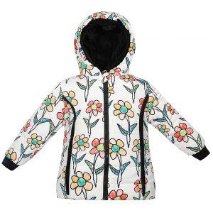 Куртка 22108 белая