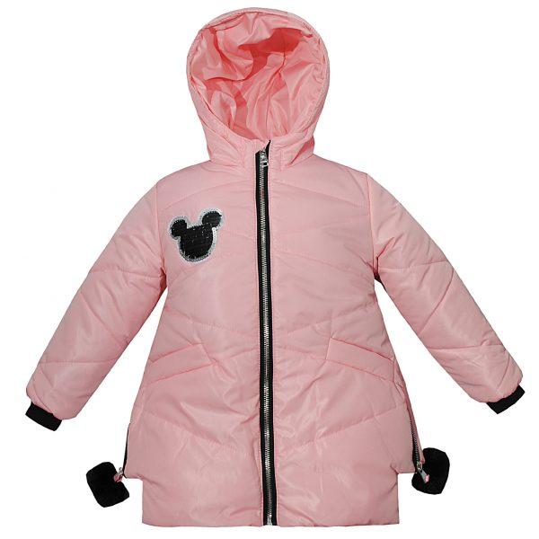 Куртка 22284 рожева