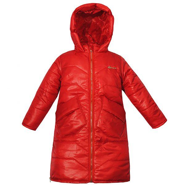 Куртка 22296 красная