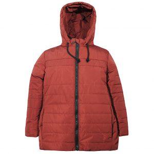Куртка Одягайко 22384 бордовая