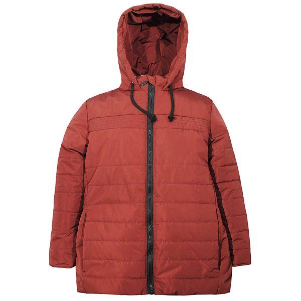 Куртка 22384 бордова