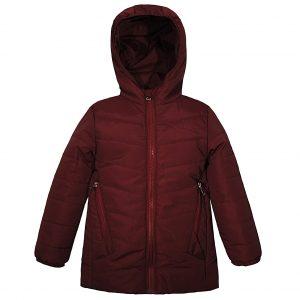 Куртка Одягайко 22507 бордовая