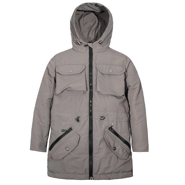 Куртка Одягайко 24026 серая