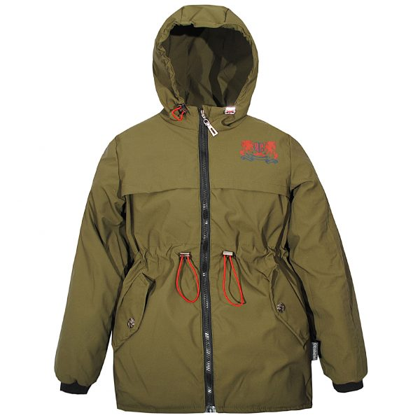 Куртка Одягайко 24037 хакі