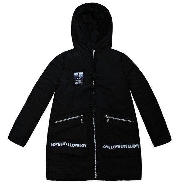 Куртка Одягайко 25030 черная