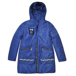 Куртка Одягайко 25030 фиолетовая