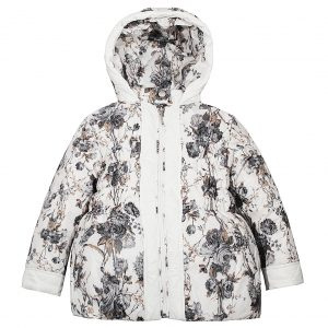 Куртка 2636 белая