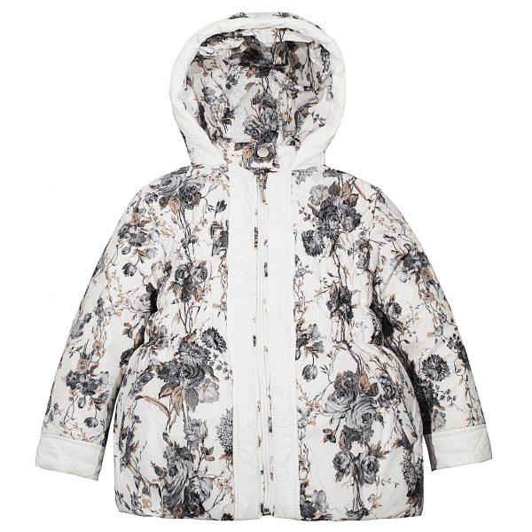Куртка 2636 біла
