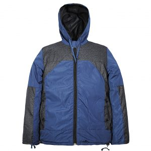 Куртка Одягайко 2672 синяя