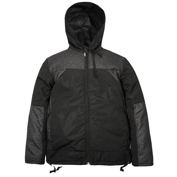 Куртка 2672 чорна