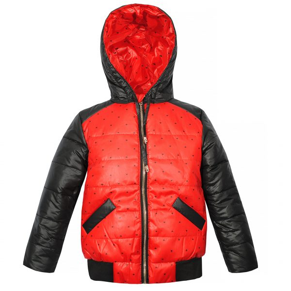 Куртка 2689 червона