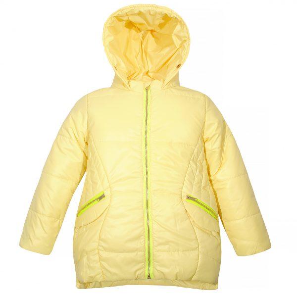 Куртка Одягайко 22123 желтая