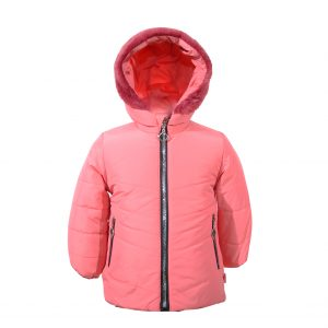 Куртка 20324 рожева