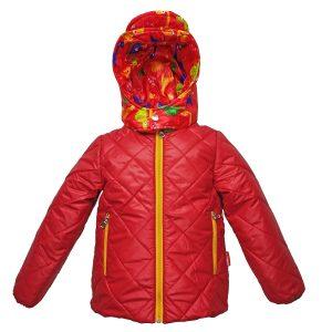 Куртка 22014 червона