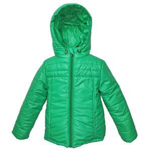 Куртка 22047 зеленая