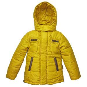 Куртка 22048 желтая