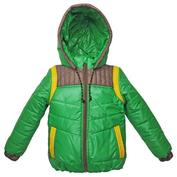 Куртка 22052 зелена