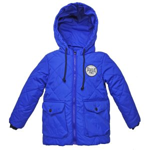 Куртка 22235 синя