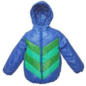Куртка 2432 синя