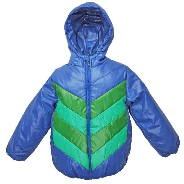 Куртка 2432 синяя