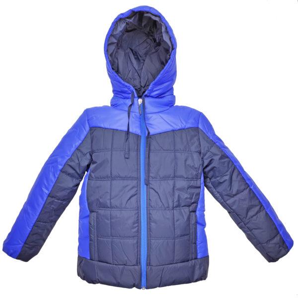 Куртка 2608 синя