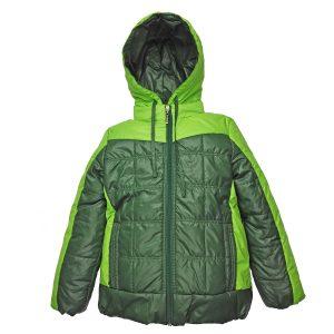 Куртка 2608 зеленая
