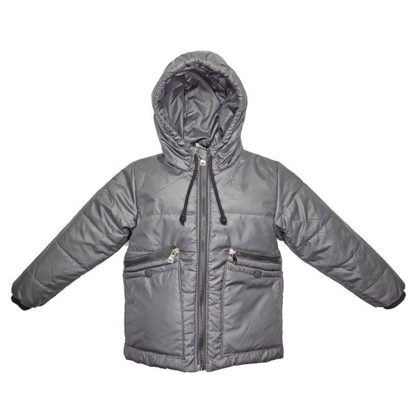 Куртка 22386 черная