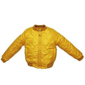 Куртка 22406 желтая