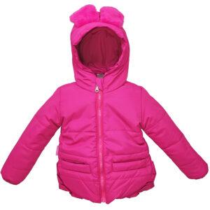 Куртка 22513 рожева