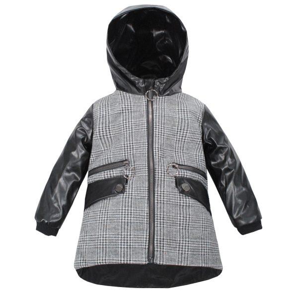 Куртка 24121 чорна