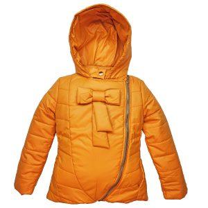 Куртка 2605 оранжевая