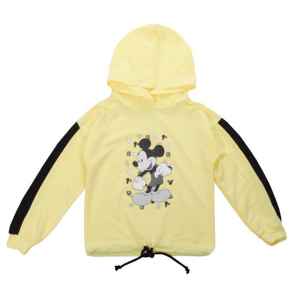 Кофта 555187 желтая