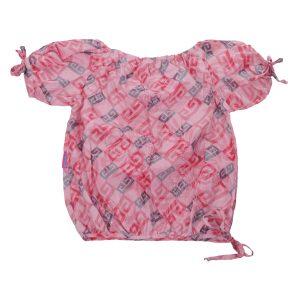 Блуза 727 рожева