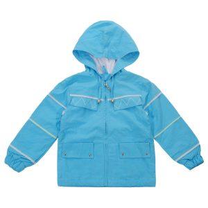 Куртка 2044 голубая