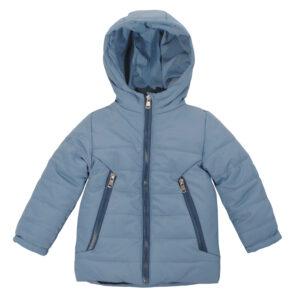 Куртка 20429 синяя