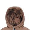 Куртка 20429 коричнева 16252