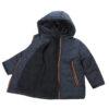 Куртка 20429 темно-синяя 16271